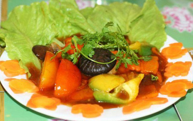 Việt Hoa Trai - Món Chay