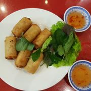 Chả giò Việt hoa