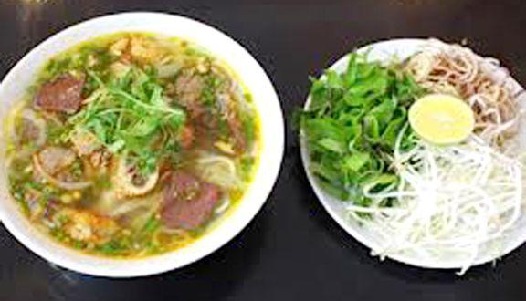 Mì Quảng Mỹ Sơn - Hồng Lạc