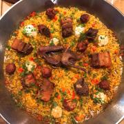 Cơm Tây Ban Nha 180+