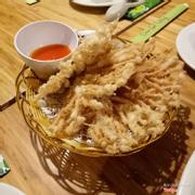 tempura nấm