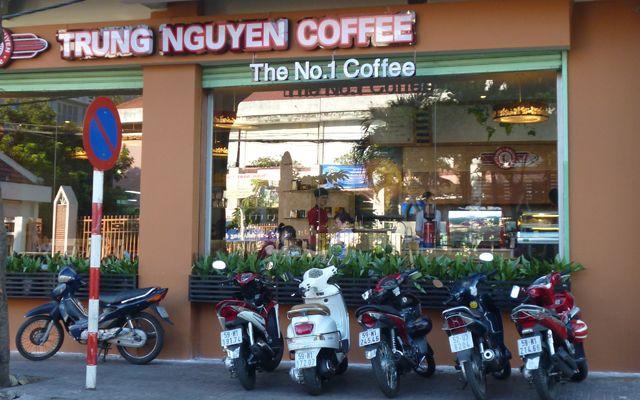 Trung Nguyên Coffee - Vinatex Lãnh Binh Thăng