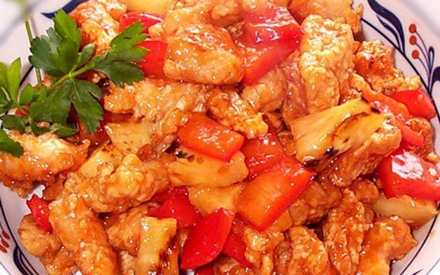 Quán Tiểu Sư Phụ - Món Ăn Trung Hoa