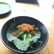 Salad rong biển