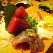 Sashimi Thập cẩm Set Lunch 150k
