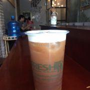 Hồng trà cà phê