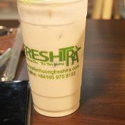 trà sữa lúa mạch