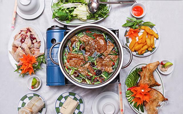 Lẩu Gà Hương Đồng Quán
