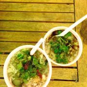 Hai soup có bắc thảo 1 lớn 1 nhỏ  45k