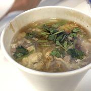Soup cua