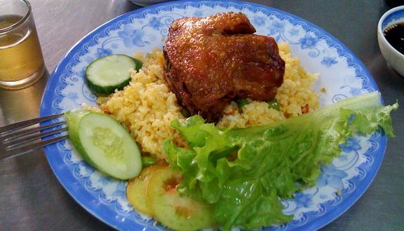 Cơm Chiên Gà Xối Mỡ - Nguyễn Thị Nhỏ