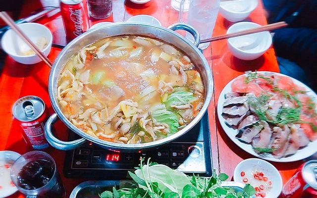 Phố Nướng Garden Seafood & BBQ