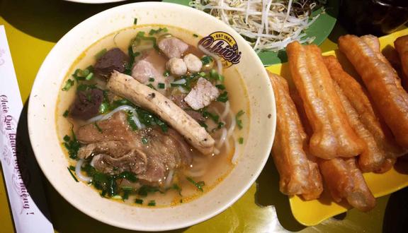 O Hiền - Bún Bò Huế & Lẩu Đuôi Bò - Tô Hiệu