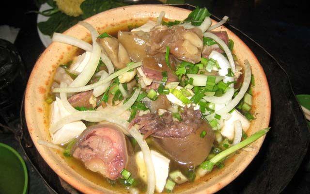 Minh Châu - Lẩu Đuôi Bò