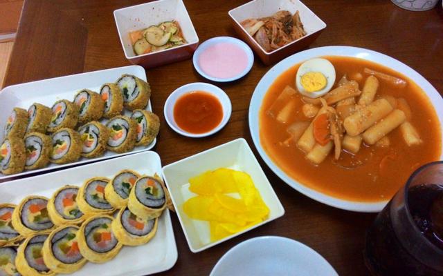 Gimbab Hàn Quốc - Trần Đại Nghĩa