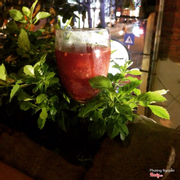 Cocktail sangria 45k