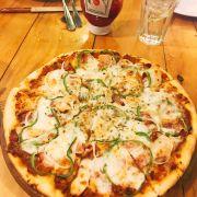 Pizza olivia