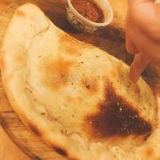 Pizza cuộn