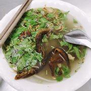Miến lươn giòn