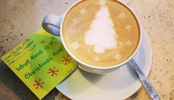 The Note Coffee - Lương Văn Can