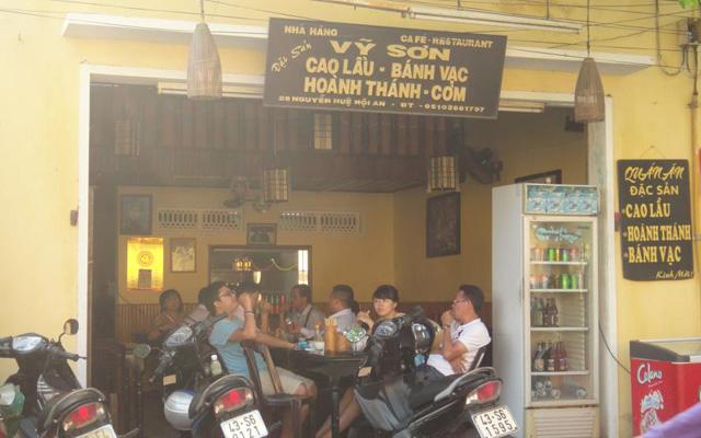 Vỹ Sơn Restaurant - Cafe