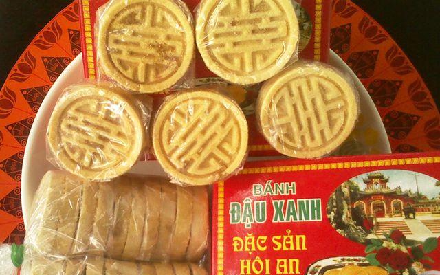 Lò Bánh Đậu Xanh Bà Trinh