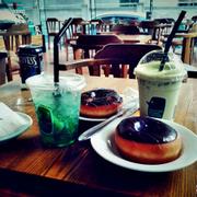 mojito + donut + ko biết tên ^^