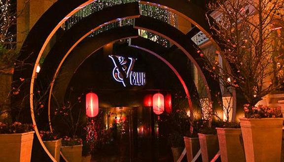 V Club Bar