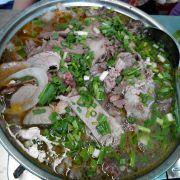 Thịt và đồ ăn nhóc luôn ^^