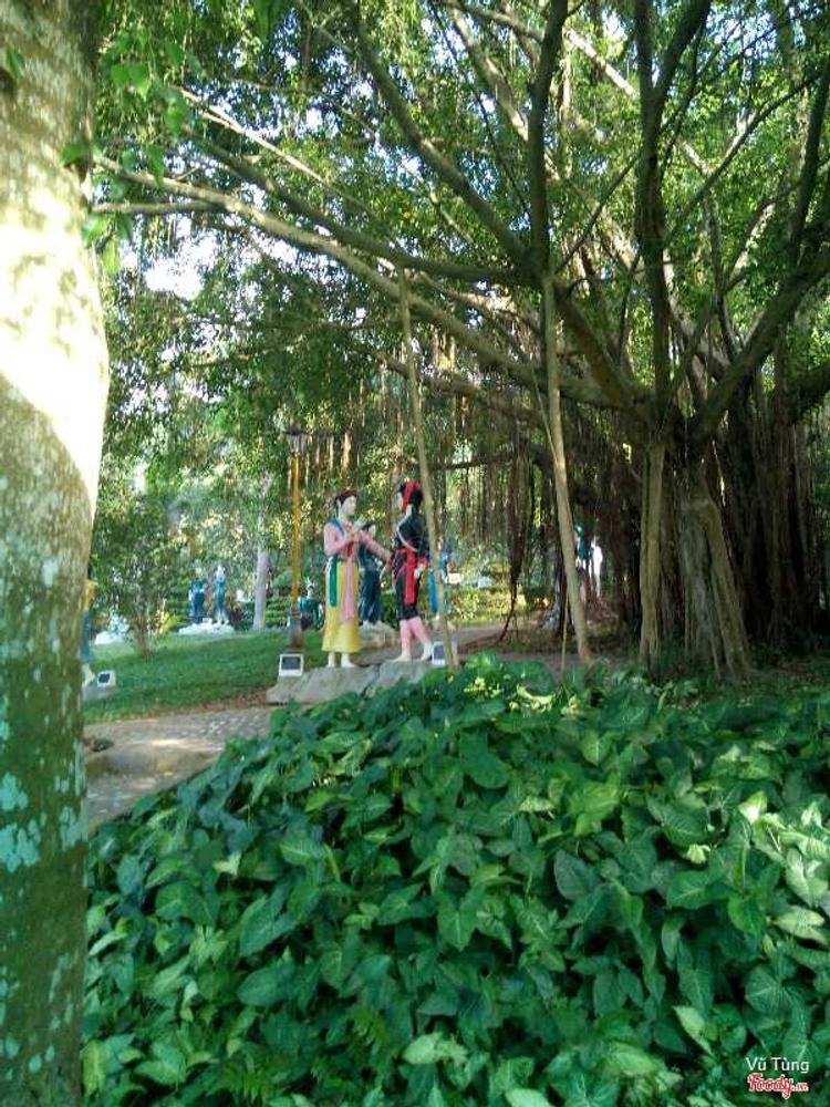 Khu Du Lịch Sinh Thái Ao Vua ở Hà Nội