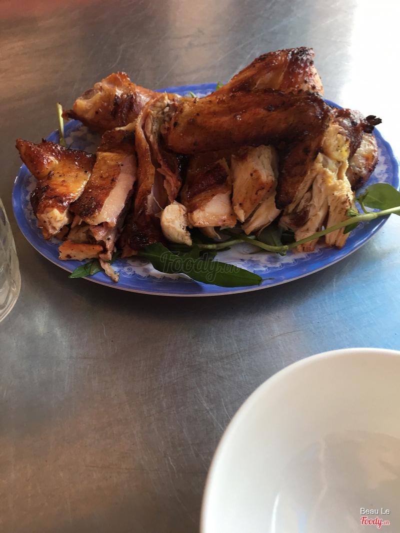Nửa con gà