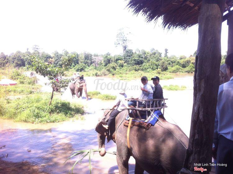 Khu Du Lịch Buôn Đôn ở Đắk Lắk