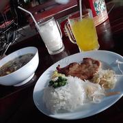 ăn sáng theo khách sạn