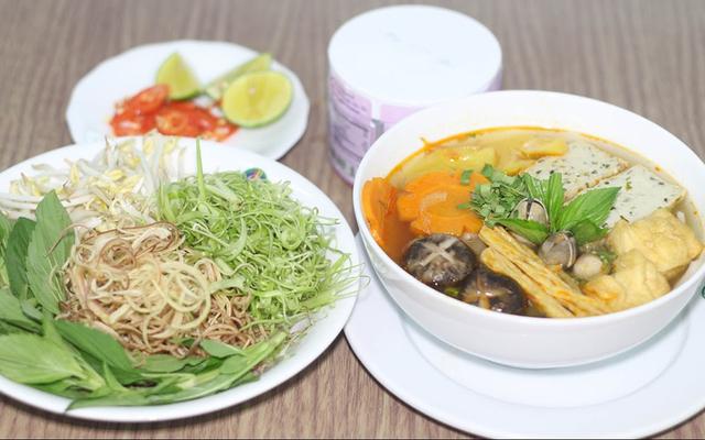 Huệ Minh 2 - Các Món Chay
