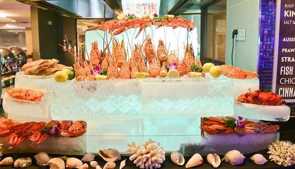 Buffet Cafe Saigon - Eastin Grand Hotel Saigon