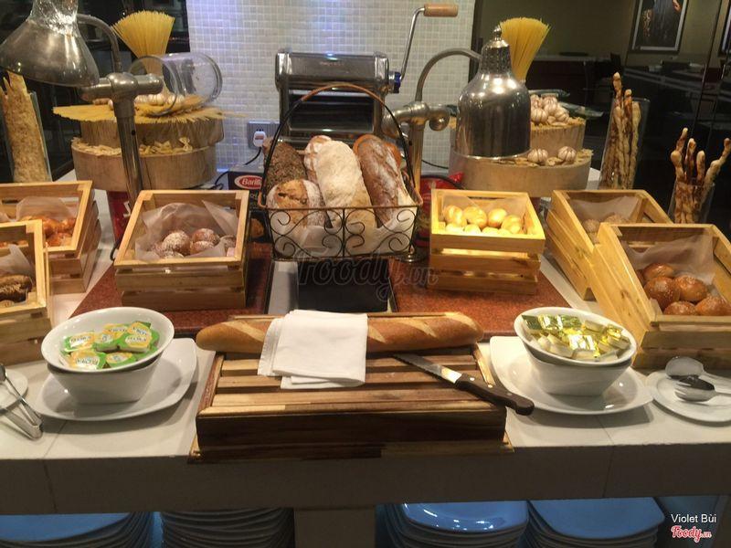 Quầy bánh mì