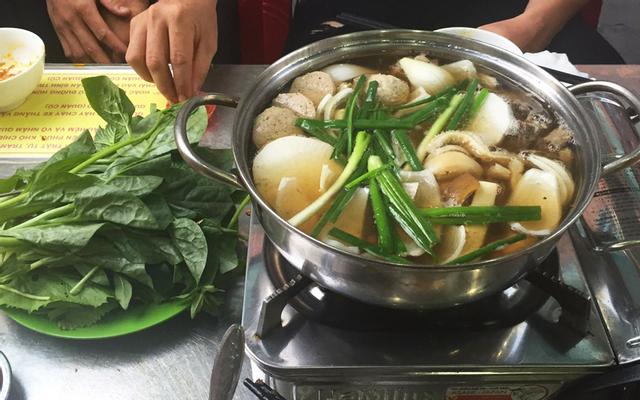 Lẩu Bò Cô Thảo - Hồ Thị Kỷ
