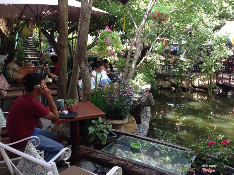 cafe Hoa Đồng Nội Nha Trang