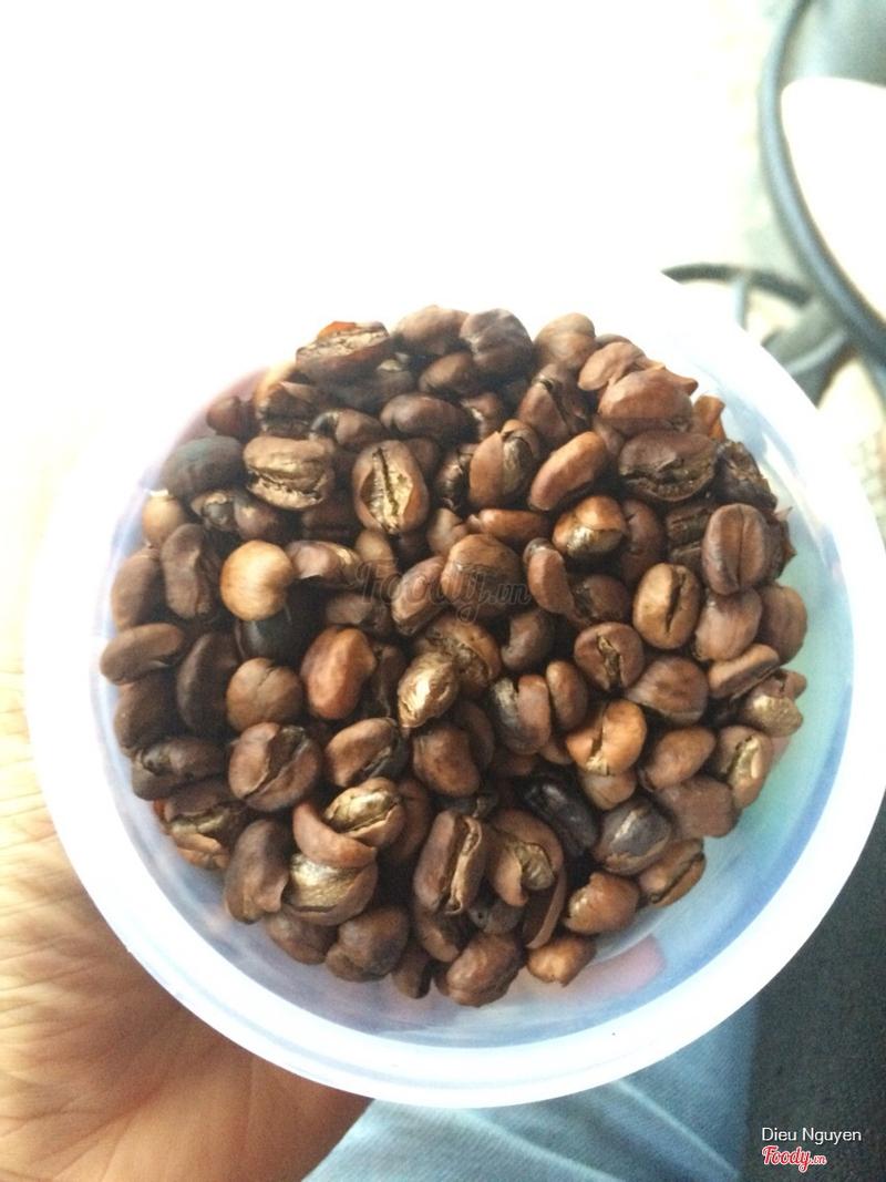 Cà phê thành phẩm