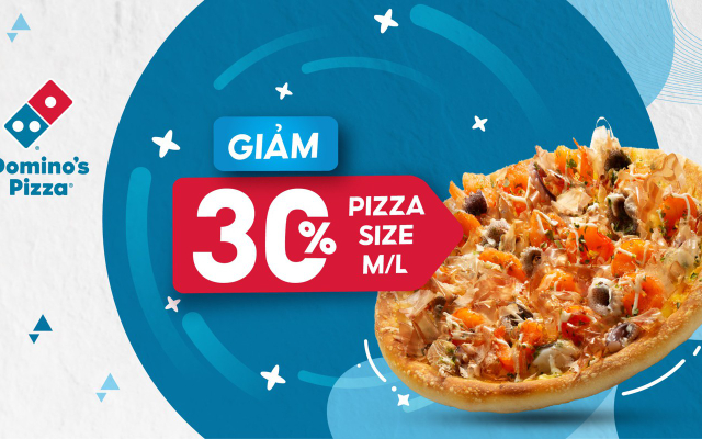 Domino's Pizza - Cộng Hòa