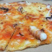 Octops Spicy pizza
