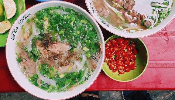 Phở Bò Khôi Hói