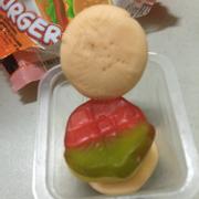kẹo Burger thuở bé rất thích ^^