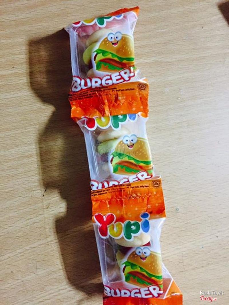 kẹo Burger