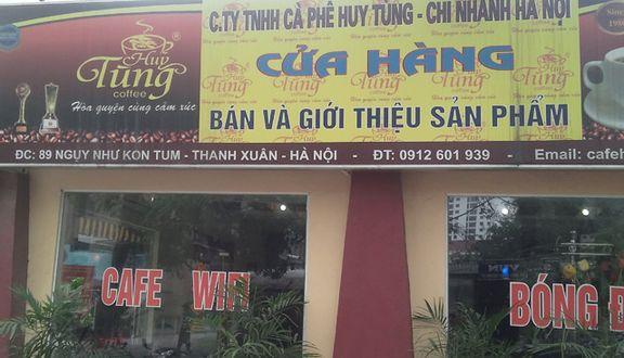 Huy Tùng Cafe