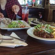 Steak bò sốt nấm