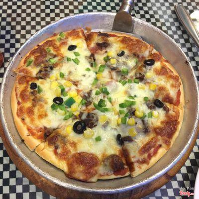 Pizza Thập Cẩm