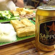 Bún đậu<a class='hashtag-link' href='/ho-chi-minh/hashtag/sapporopremiumbeer-188774'>#SapporoPremiumBeer</a>
