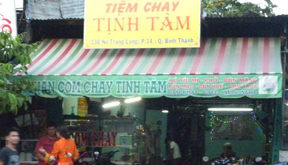 Quán chay Tịnh Tâm