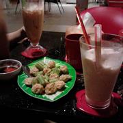 Bonus thêm món ăn bên Zest Trần Hoàng Na